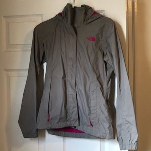 North face women's windbreaker